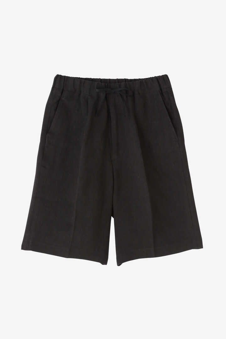 THE LIBRARY / [UNISEX] LINEN EASY SHORTS1