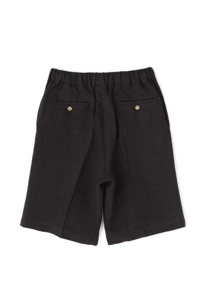 THE LIBRARY / [UNISEX] LINEN EASY SHORTS2