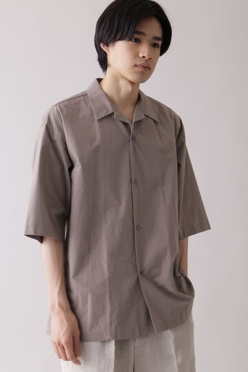 THE LIBRARY /  COTTON TYPWRITER S/S SH_020