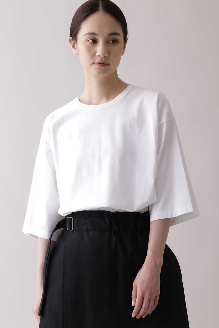 THE LIBRARY / [UNISEX] MAX WEIGHT COTTON T9