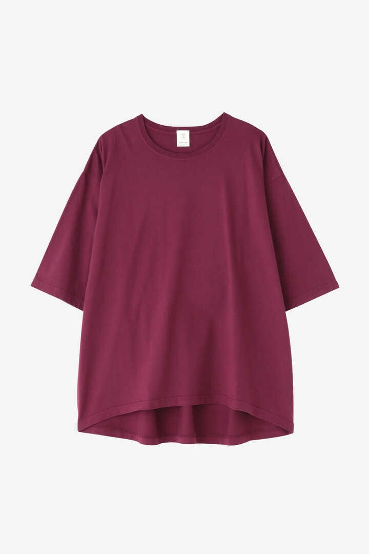 THE LIBRARY / [UNISEX] MAX WEIGHT COTTON T1