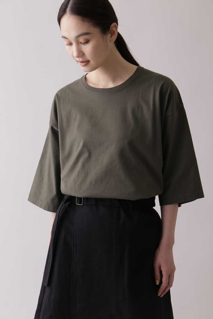 THE LIBRARY / [UNISEX] MAX WEIGHT COTTON T11