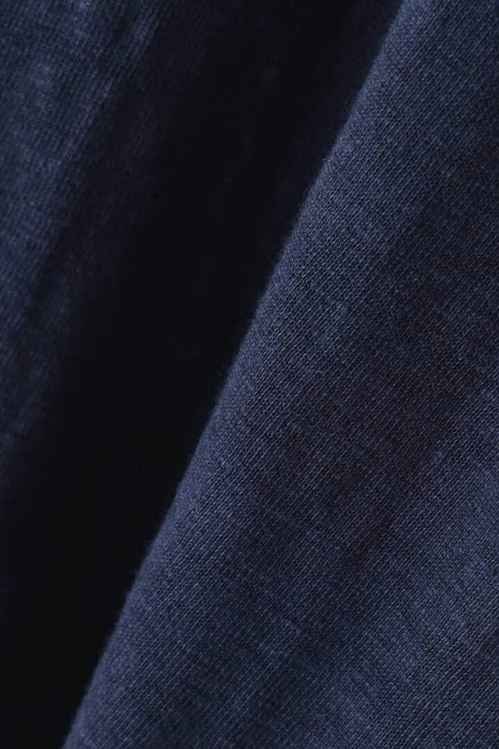 QUITAN / LINEN T-SHIRT V FRONT6