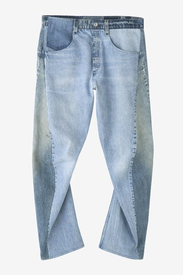 SEVEN BY SEVEN / REWORK DENIM(3D CUTTING)_110