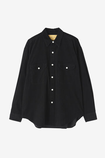 SEVEN BY SEVEN / CORDUROY TUCK SHIRTS(ONE WASH)_010