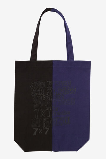 SEVEN BY SEVEN / DOCKING TOTE BAG Collaborated by Masakatsu Shimoda_120