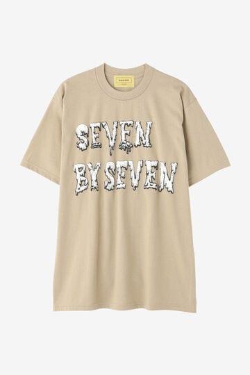 SEVEN BY SEVEN / SOUVERNIR TEE S/S Logo designed by Shimoda Masakatsu_040