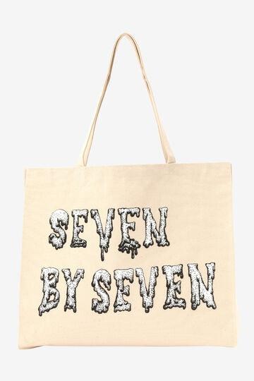 SEVEN BY SEVEN / SOUVERNIR TOTE BAG Logo designed by Shimoda Masakatsu_030