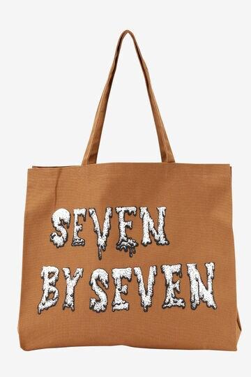 SEVEN BY SEVEN / SOUVERNIR TOTE BAG Logo designed by Shimoda Masakatsu_050