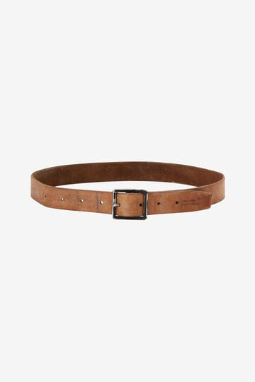 SEVEN BY SEVEN / HAND STITCHED BELT Collaborated by RoosterKing&Co._140