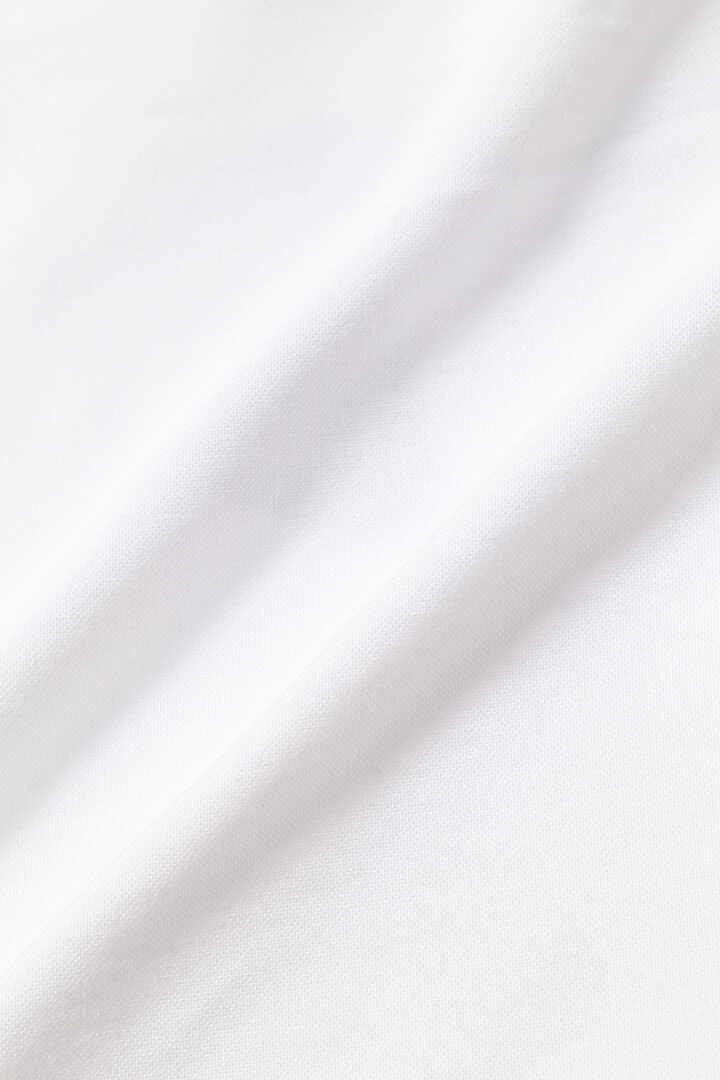 dry OX collarless shirt (W)