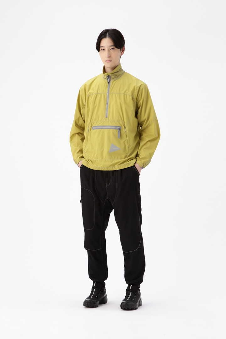 W weave windy pullover