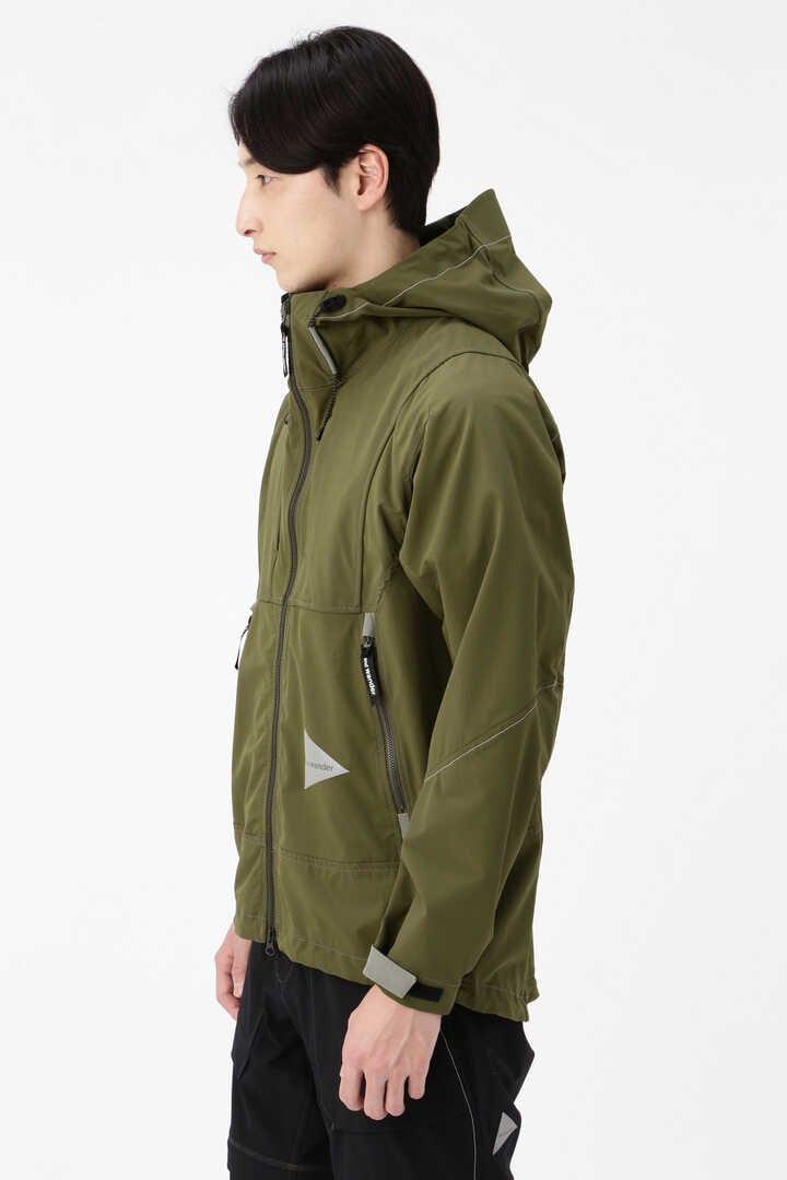 schoeller 3XDRY stretch jacket