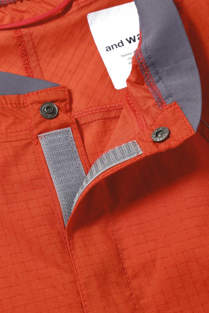 breath rip pullover jacket
