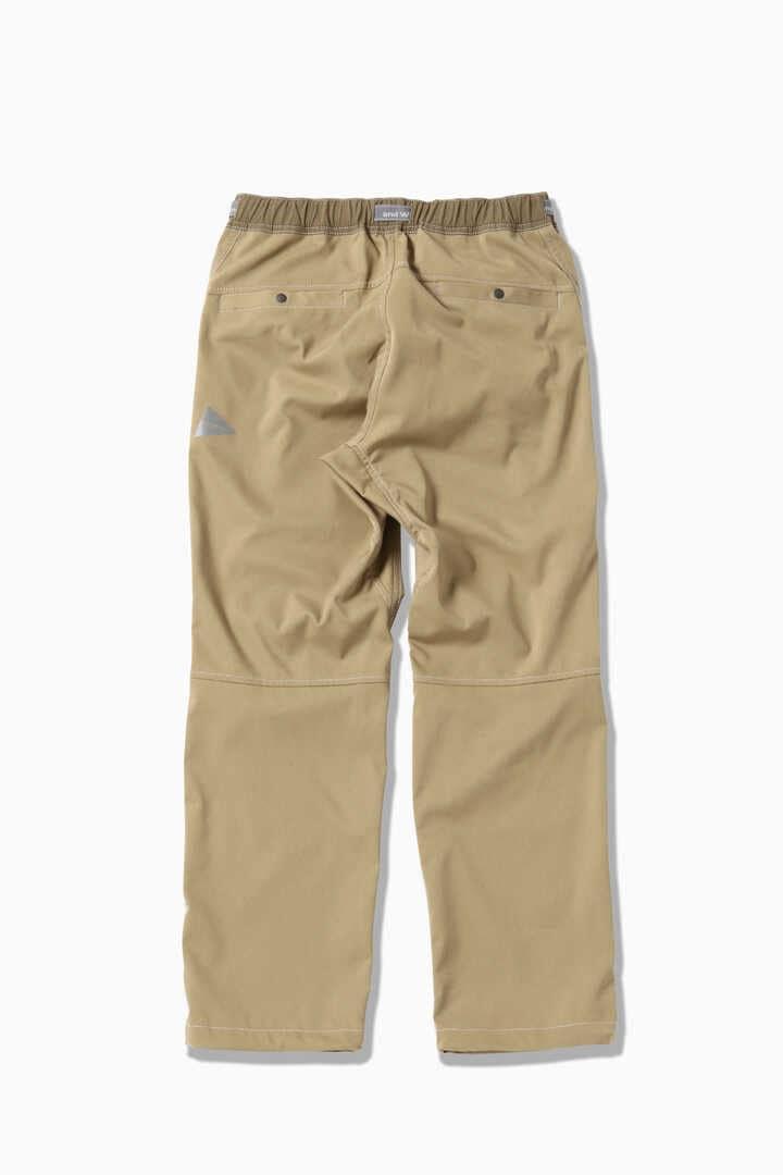 twill climbing long pants