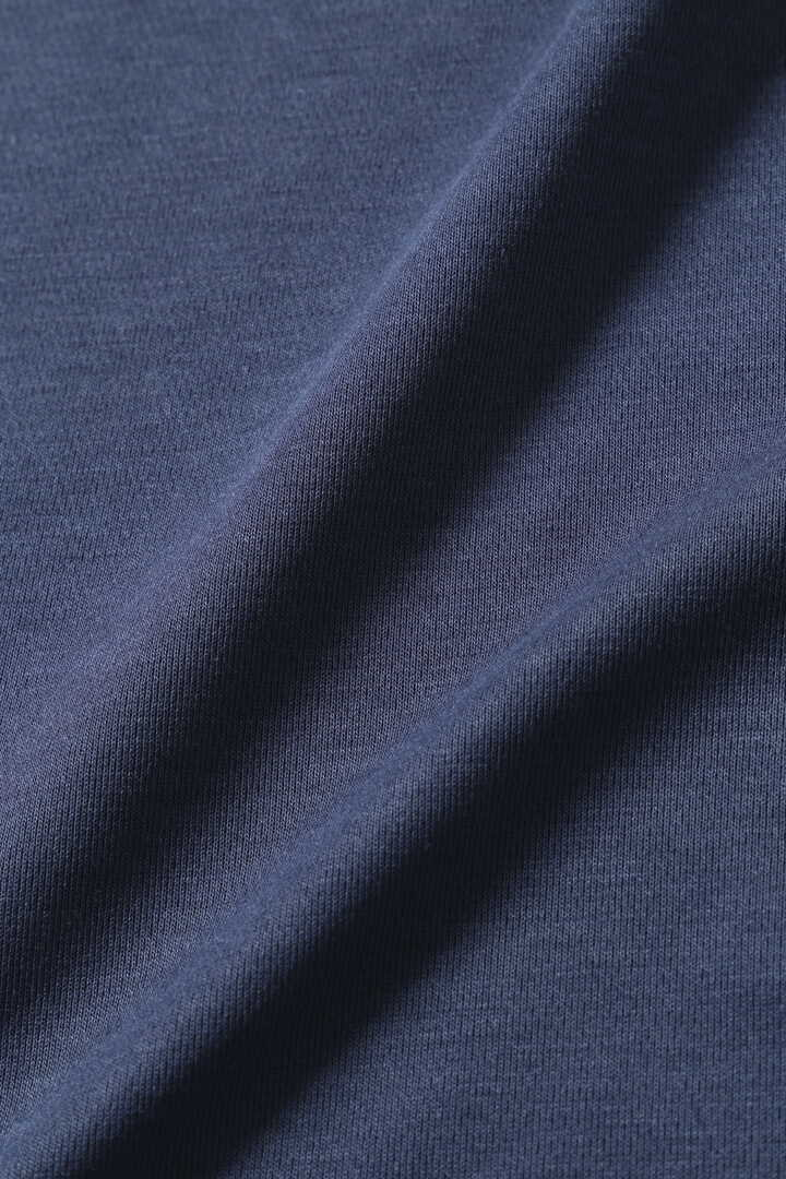 polyester seamless long T