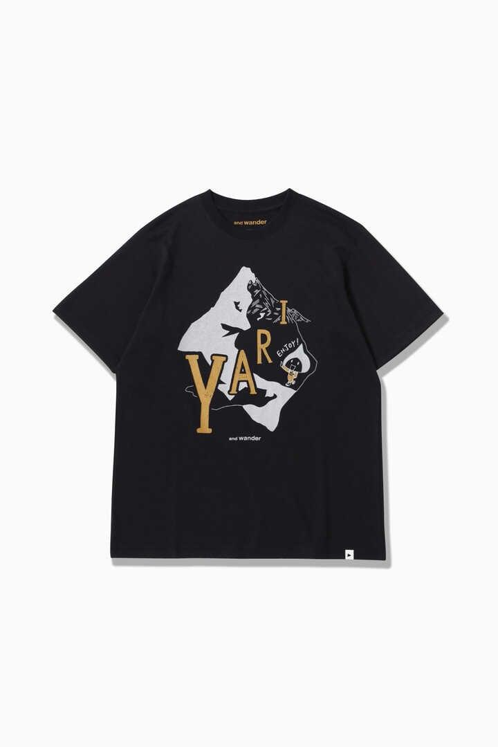 槍ヶ岳コラボT(YARI柄)