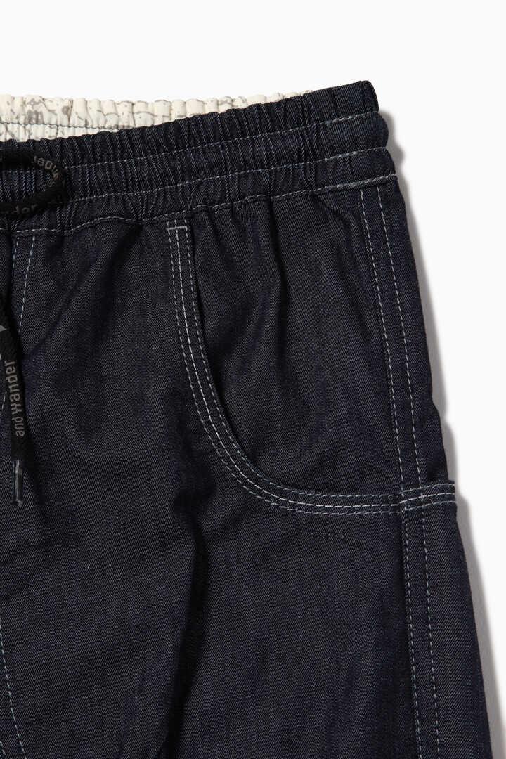 dry easy denim pants
