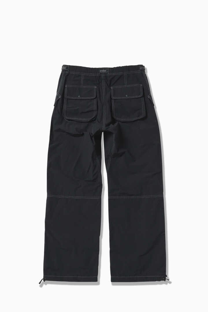 nylon taffeta pants