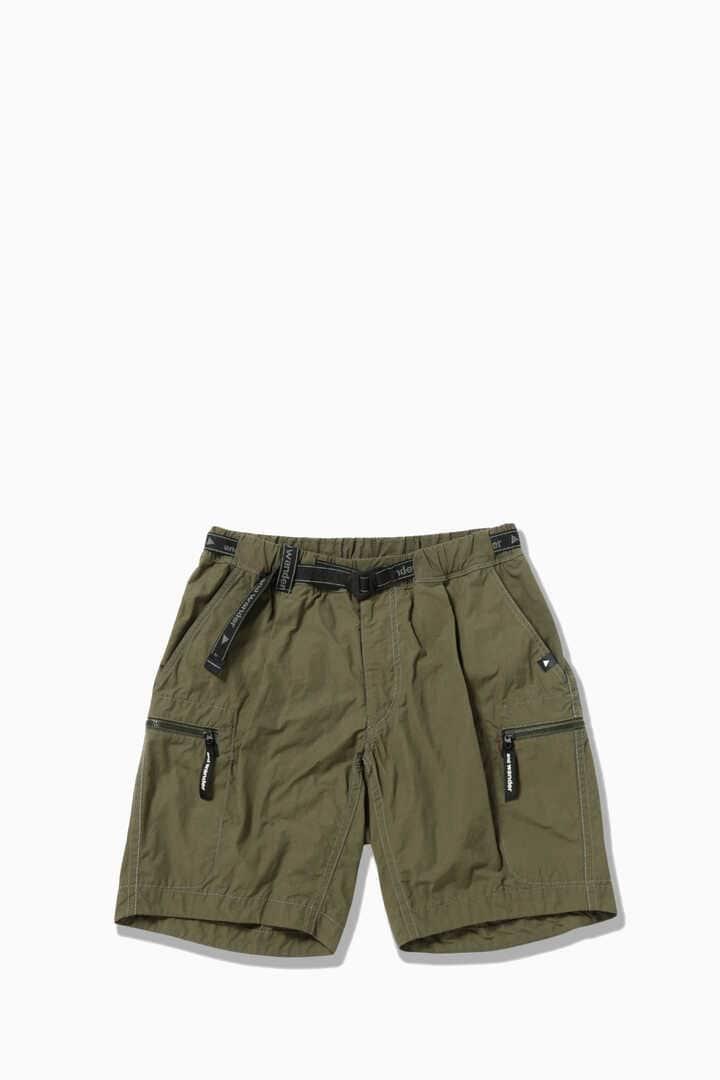 nylon taffeta short pants