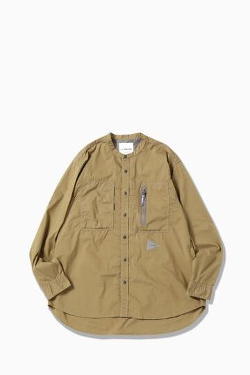 laser hole over dry long sleeve shirt