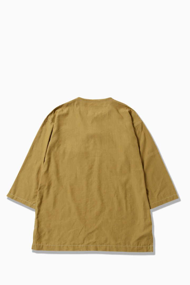 dry linen tunic