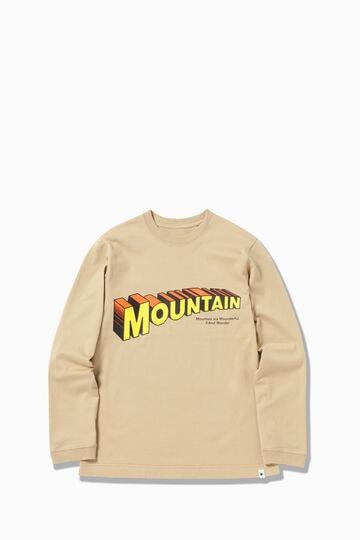 MOUNTAIN by JERRY UKAI long sleeve T