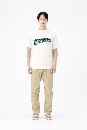 MOUNTAIN by JERRY UKAI short sleeve T