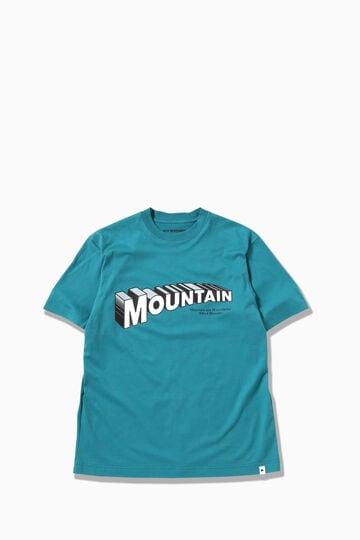 MOUNTAIN by JERRY UKAI short sleeve T