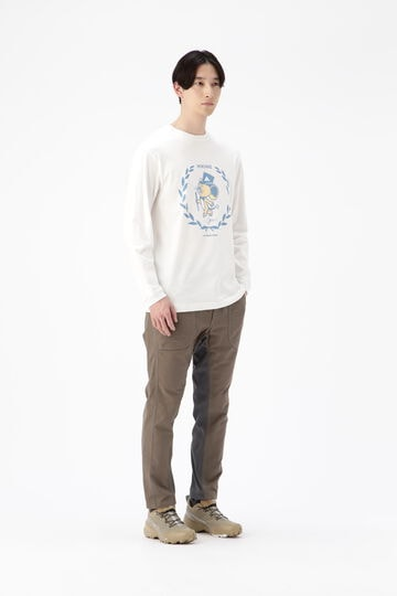 JERRY T by JERRY UKAI long sleeve T