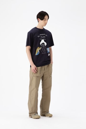 john muir by YUKO SAEKI short sleeve T