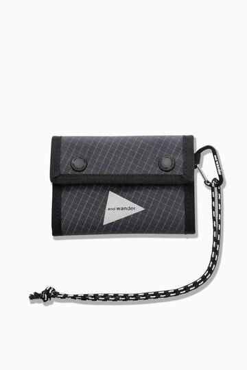reflective rip wallet