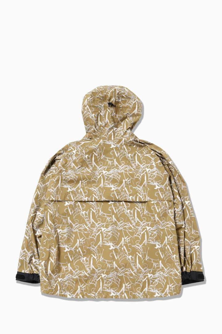 【先行予約 8月下旬入荷予定】reflective printed rain jacket