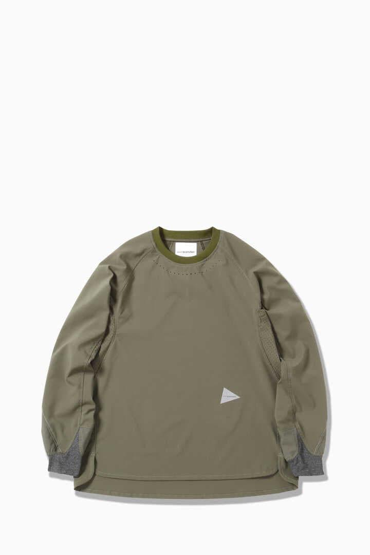 light rip pullover