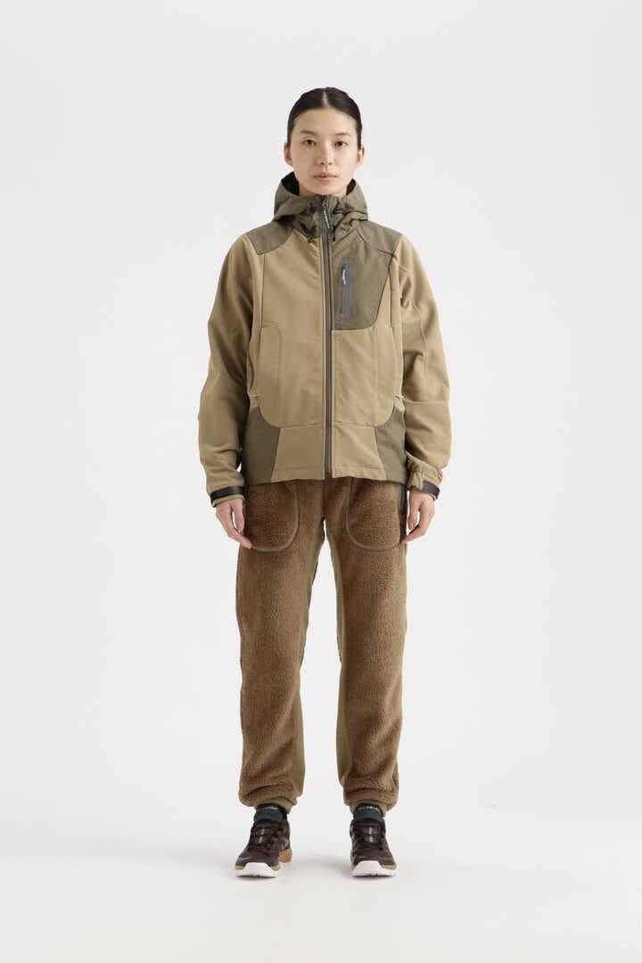strech shell jacket