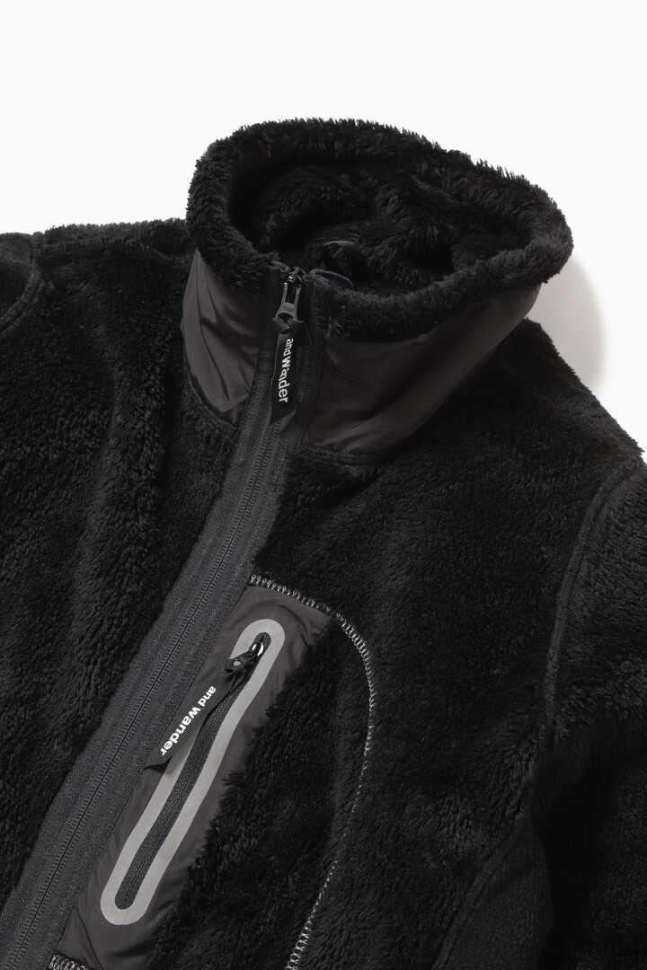 high loft fleece jacket