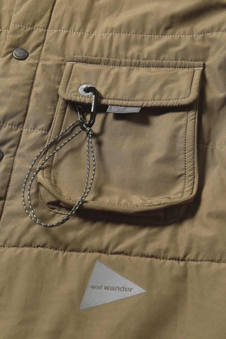 T/C alpha shirt jacket