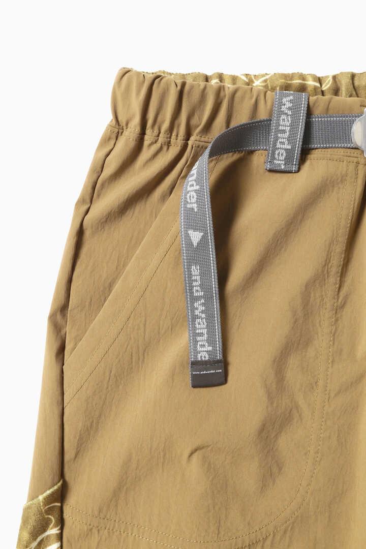 printed fleece base pants