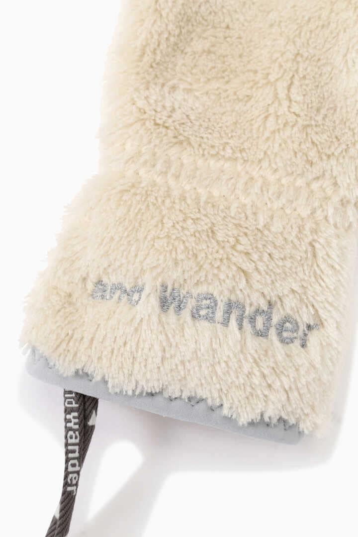 high loft fleece glove