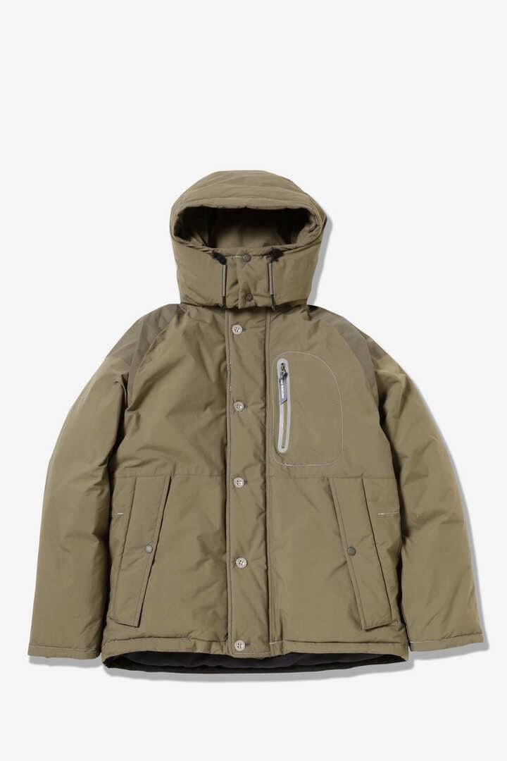 tough down jacket