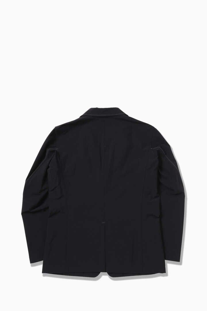 plain tailored stretch jacket