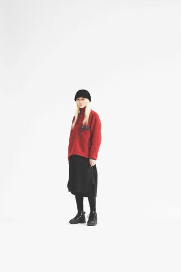 【先行予約 10月上旬入荷予定】wool fleece pullover