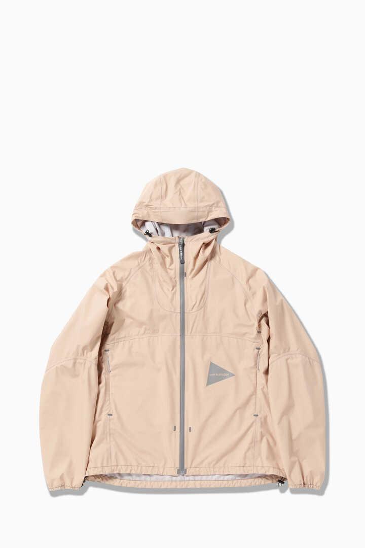 UL 3L rain jacket