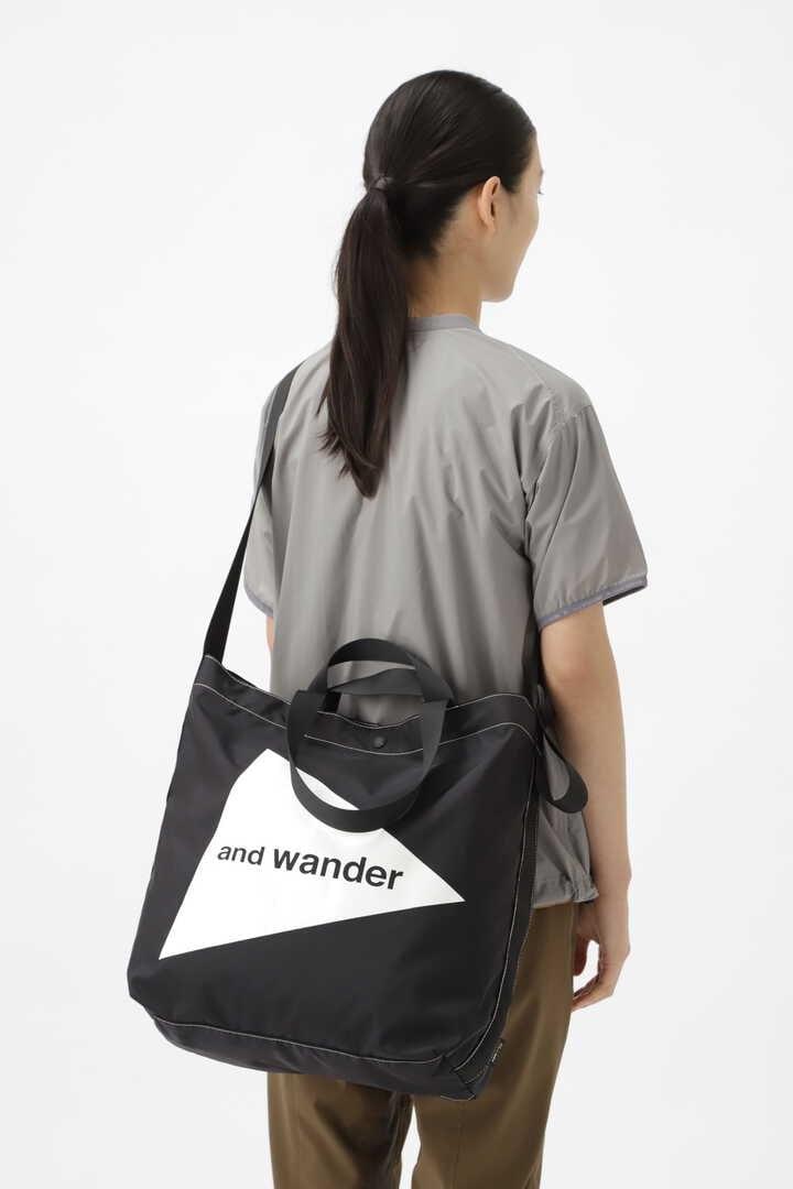 CORDURA logo tote bag large