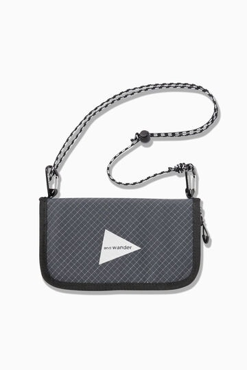 reflective rip pouch