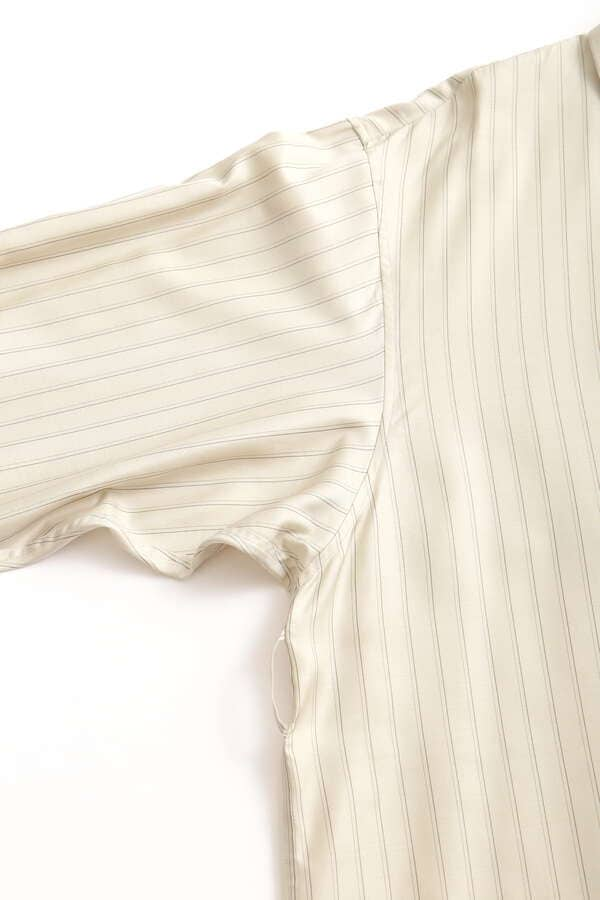 Belted Long Shirt Dress