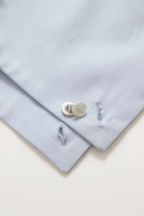 Long Pin-tuck Shirting