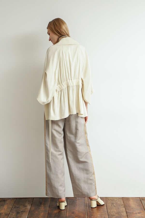Stitchwork Wide Pants