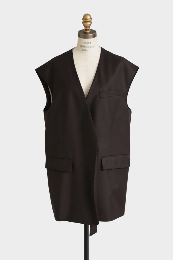 New Silhouette Gilet