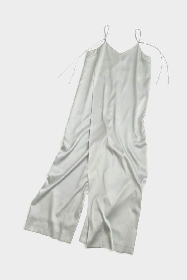 Camisole Wrap Maxi Salopette